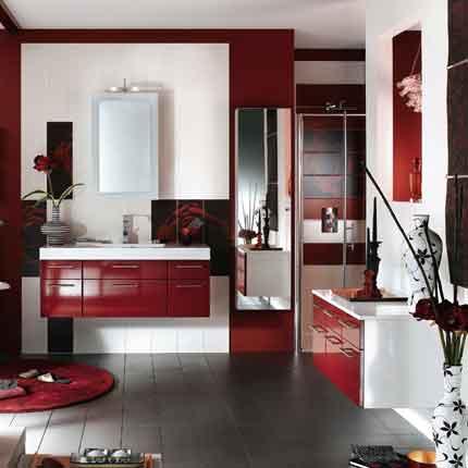Notre mikit projet d une vie plans ameublement - Meuble salle de bain style baroque ...